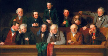 The Jury in the USA